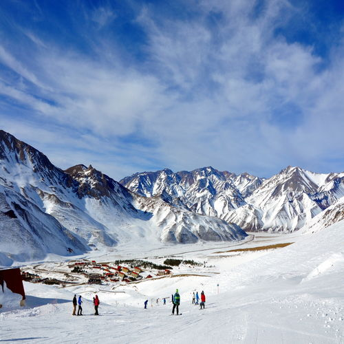 Argentina - Ski The Slopes Of Las Leñas, Argentina's Best Skiing Destination
