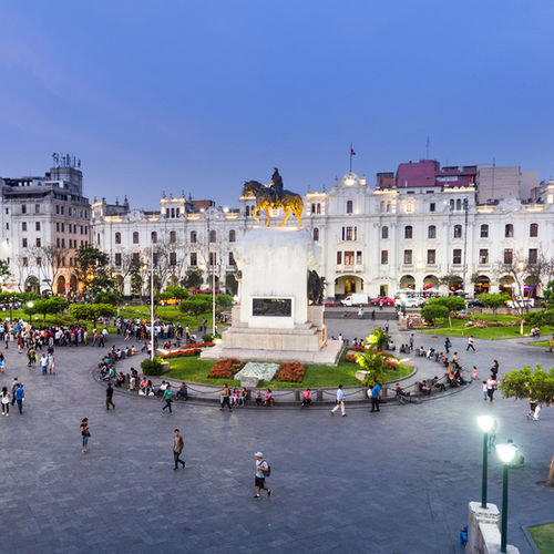 Peru - Lima: Explore Peru's Vibrant Capital City