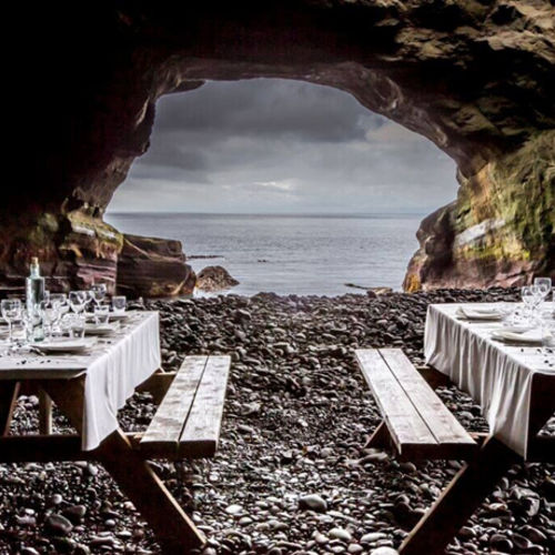 Iceland - Explore the caves of snaefellsness in style!