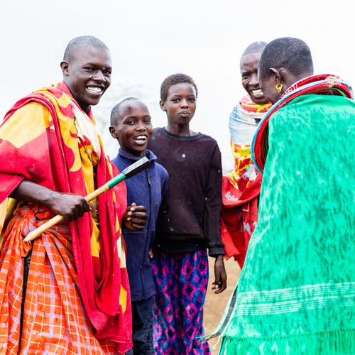 Kenya - Meet And Interact With The Colorful Maasai