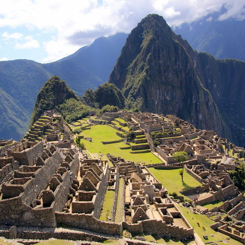 Peru - Maccu Picchu: Visit the Ancient World of Incas