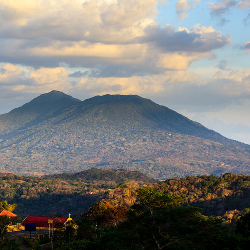 Nicaragua - The spectacular Mombacho Volcano