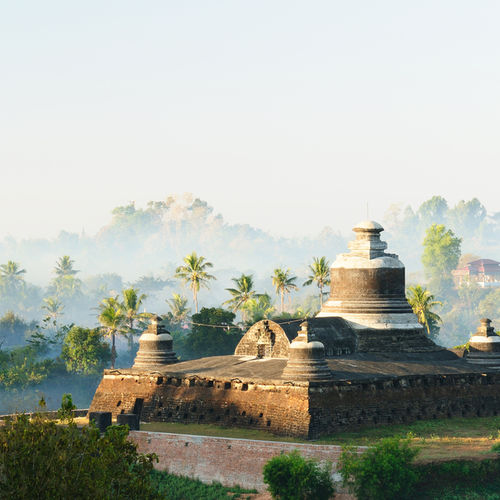 Myanmar - Mrauk U: The Former Arakan Capital