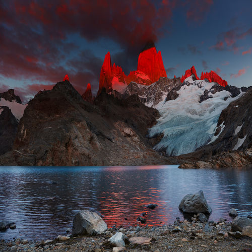 Argentina - The Surreal Beauty Of Mt. Fitz Roy: Enjoy Spectacular Views