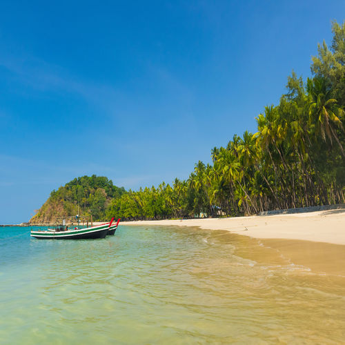 Myanmar - Ngapali Beach: Ideal for Fun and Relaxation