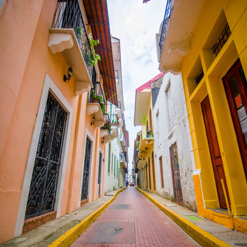 Panama - Casco Viejo - The Historic Quarter Of Panama City