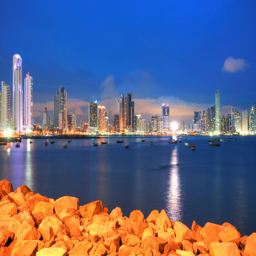 Panama - Panama City - A Blend Of History And Vibrant Modernity