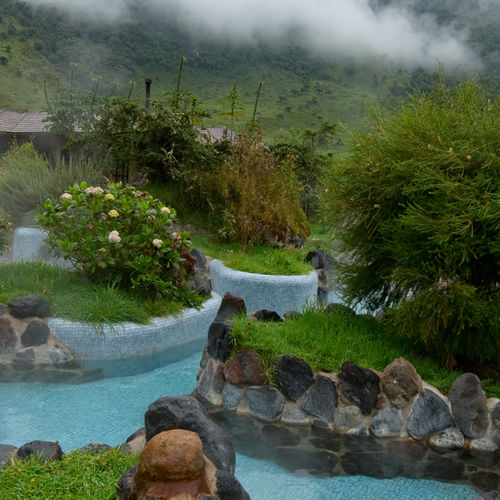 Ecuador - Relax and Rejuvenate at Papallacta Thermal Spa