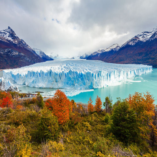 Argentina - Visit The Perito Moreno Glacier: The world's third largest reserve of freshwater