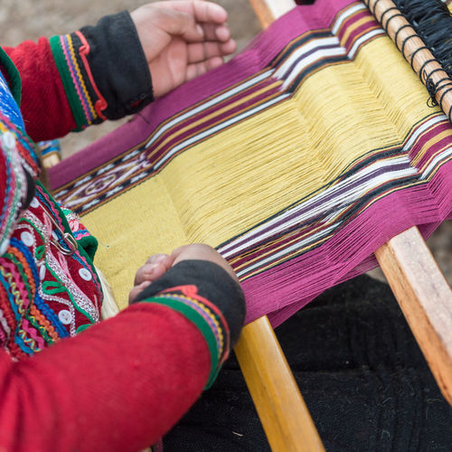 Peru - Cusco: Learn The Intricate Textile Weaving Of the Hulliocs