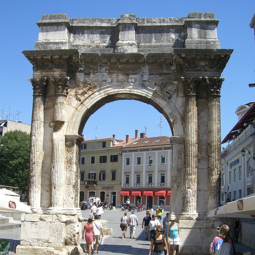 Croatia - Pula: A Trip Back In Time To The Roman Empire
