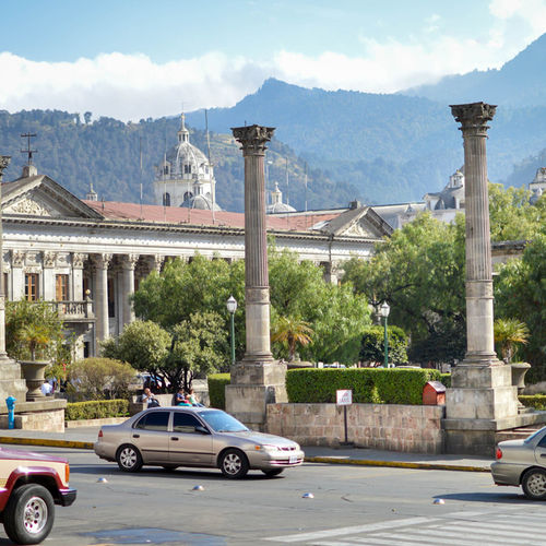 Guatemala - Quetzaltenango: The most primitive yet beautiful city