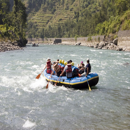 Nepal - Raft the Roaring Himalayan Rivers of Nepal