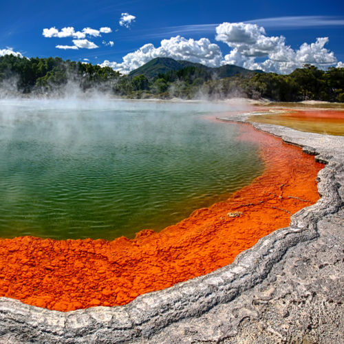 New Zealand - The Rich Culture and Beautiful Geysers of Rotorua