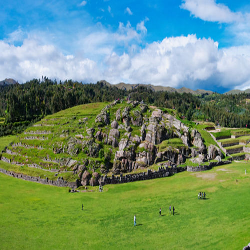 Peru - Sacsayhuaman: Visit the Ancient Capital of the Incas