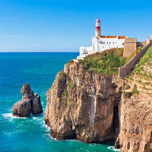 Portugal - Sagres - The Rugged Beauty Of The Algarve
