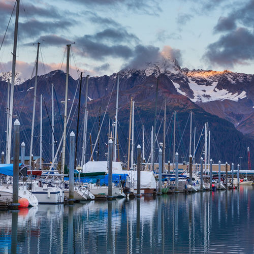 Alaska - Explore the Kenai peninsula; quintessential Alaska