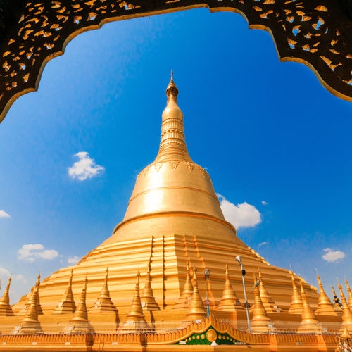 Myanmar - Shwemawdaw Paya: The Great Golden God