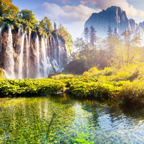 Croatia - Plitvice National Park: One of Europe's most surreal landscapes