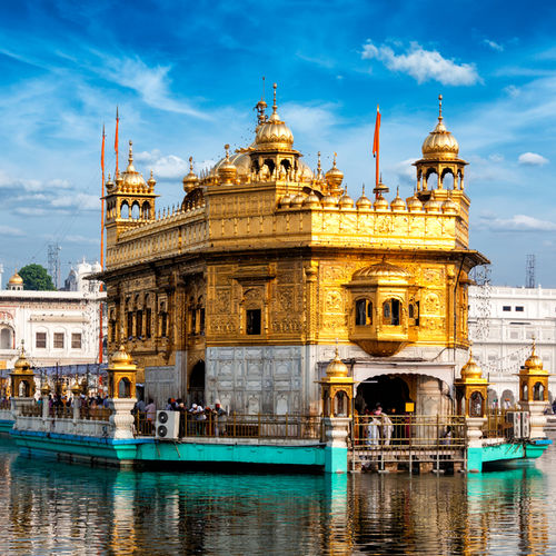 India - Amritsar's Greatest Glory: The Magnificent Golden Temple