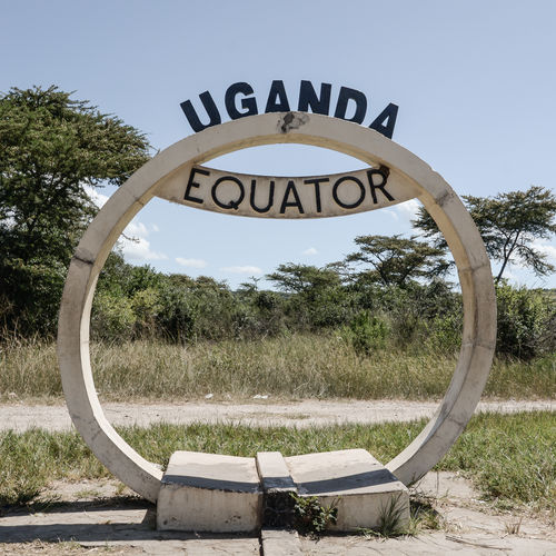 Uganda - The Earth's Equator: Walk the Middle of the Earth