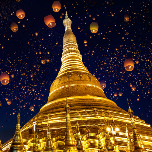 Myanmar - Shwedagon Paya: One of the Most Sacred Buddhist Sites