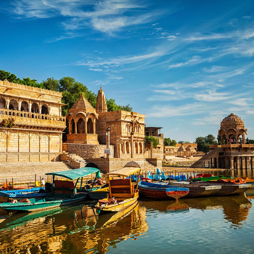 India - Rajasthan: Palace, Fortresses And Royalty