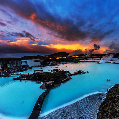 Iceland - Blue Lagoon: Iceland's Most Popular natural pool