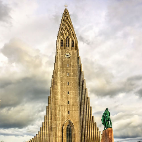 Iceland - Iceland's Most Beautiful Church, Hallgrimskirkja