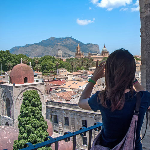 Italy - Sicily for the family: Art and History and rugged beauty