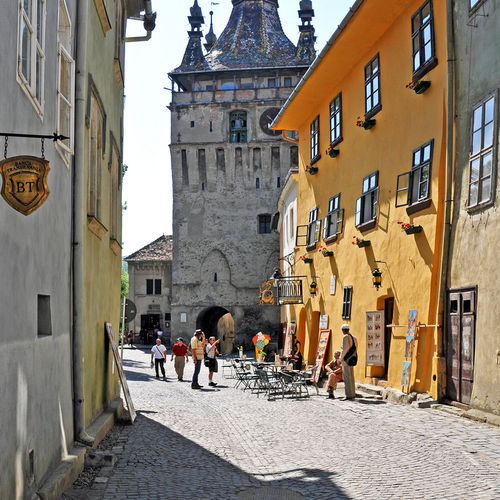 Romania - Visit the Fortified Medieval Town of Sighisoara