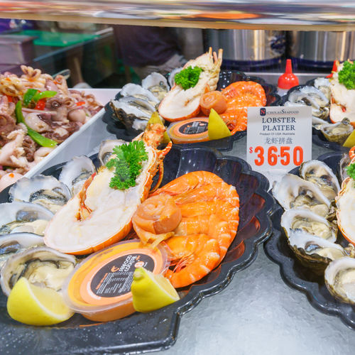 Australia - Devour the fresh catch of the Day in Sydney's vibrant Fish Market