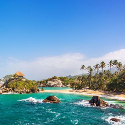 Colombia - The Rich Ecosystem and Old Ruins of Tayrona National Park