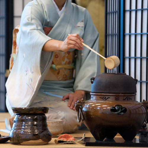 Japan - Experience an authentic tea ceremony