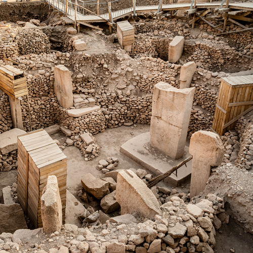 Turkey - Gobekli Tepe: The world's oldest Archeological Site