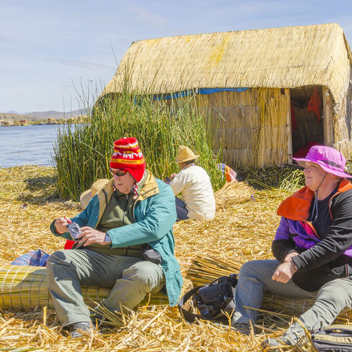 Peru - Islas Uros: Explore Lake Titicaca's Floating Islands
