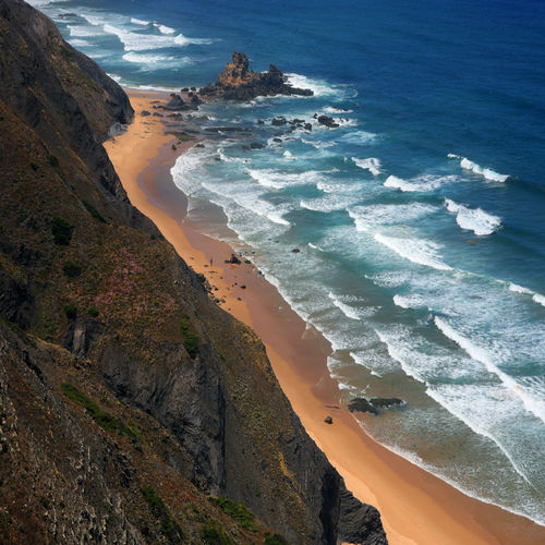 Portugal - Vicente Coast National Park - Home To Europe's Finest Beaches