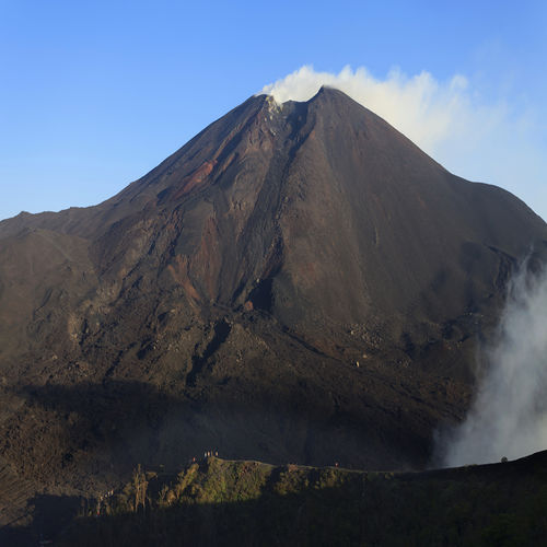 Guatemala - Volcan pacaya: The marvellous and astounding Volcano
