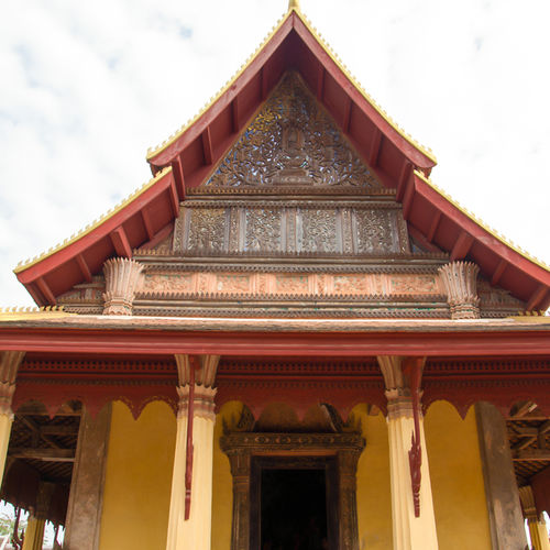Laos - Temple of A Thousand Buddhas