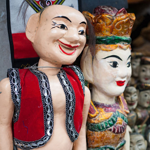 Vietnam - Thang Long Theatre: Famous Water Puppet Show