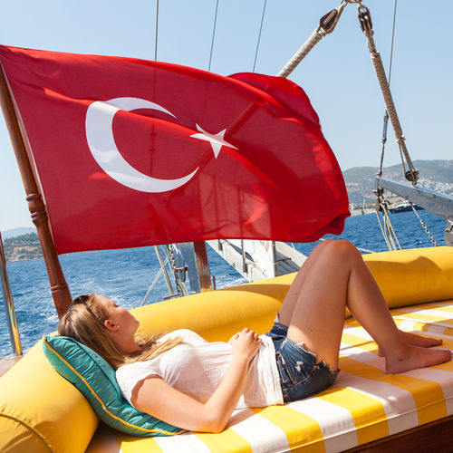 Turkey - Sail to Bodrum - The Aegean Jewel