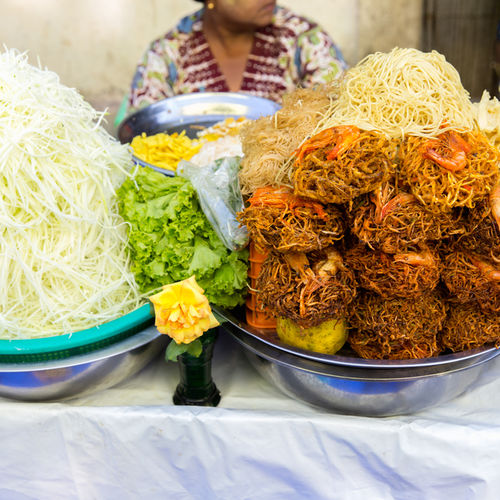 Myanmar - Savour the Diverse South Asian Cuisine on the Streets of Yangon