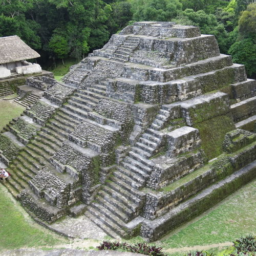 Guatemala - Yaxha: The third largest Mayan Ruin