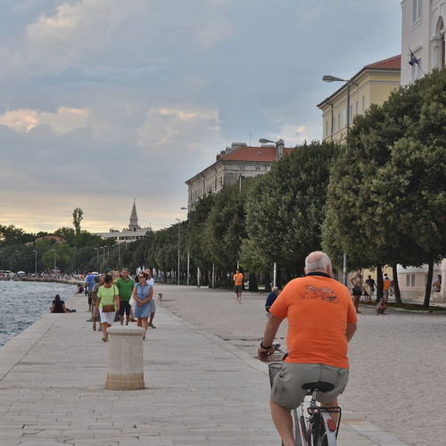 Croatia - Zadar: Croatia's 3000 year old city