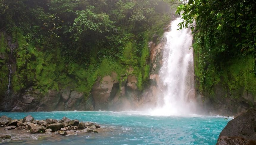 Costa Rica Travel: A Guide to Costa Rica's Waterfalls